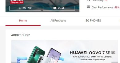 Exciting Huawei Products are Dropping in Shopee Today