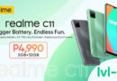 New realme C11 is an #EntryLevelUp at Php 4,990, raises the bar with features ideal for online schooling