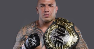 Brandon Vera Excited With Possibility of Facing 'Monster' Buchecha in the ONE Circle