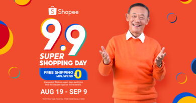 "Shopee Kickstarts the ""Ber"" Months with the 9.9 sale and JMC"