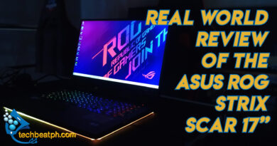ASUS ROG Strix Scar 17 Real World Review
