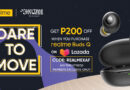 Dare to move it, move it! realme Philippines, Anytime Fitness want you to stay safe and fit