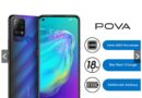 Catch the Tecno POVA online exclusive only on Shopee