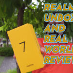 Real Me 7 Unboxing and Review