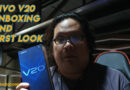 vivo V20 Unboxing and first look