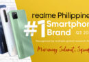 realme grabs PH top 1 smartphone brand slot in just 2 years