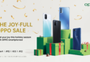Celebrate a Joyful Christmas  with #OPPOJoyFullSale starting November 22