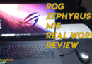 ASUS ROG Zephyrus M15 Real World Review