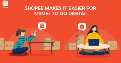 Shopee Makes Going Online Easy and Accessible for MSME