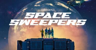NETFLIX FILM SPACE SWEEPERS