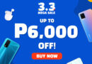 Vivo Phones comes with huge discounts in Shopee's 3.3 mega sale