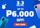 Vivo Phones comes with huge discounts in Shopee's 3.3 mega sale