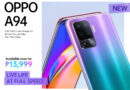 #LiveLifeAtFullSpeed with OPPO A94 Now Available