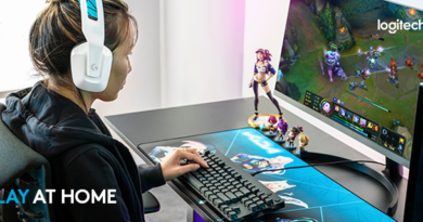 Gaming Gear Upgrade? Logitech Has Got You Covered!