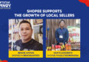 Shopee Supports Local Sellers