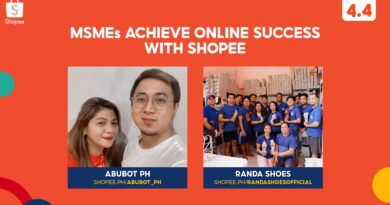 MSMEs Share their Digital Journey with Shopee