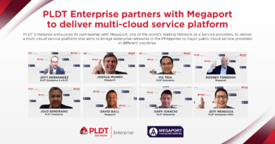 PLDT Enterprise partners with Megaport