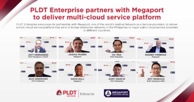 PLDT Enterprise partners with Megaport