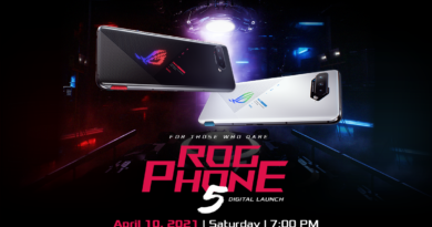 THE RETURN OF THE KING: ROG Phone 5