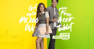 KathNiel leads Acer's Learn from Home Program