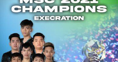 Smart applauds Execration for winning the Mobile Legends Southeast Asia Cup 2021 in sensational run