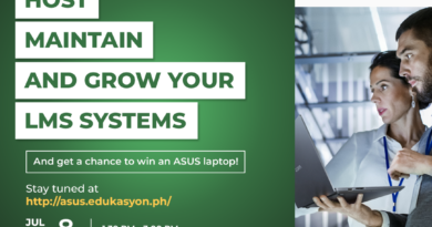 Edukasyon.PH, ASUS targets school IT departments for better learning outcomes
