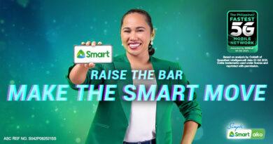 Hidilyn Diaz raises the bar and makes the Smart move
